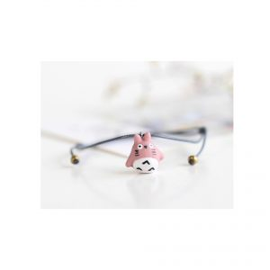 Pink Totoro Bracelet