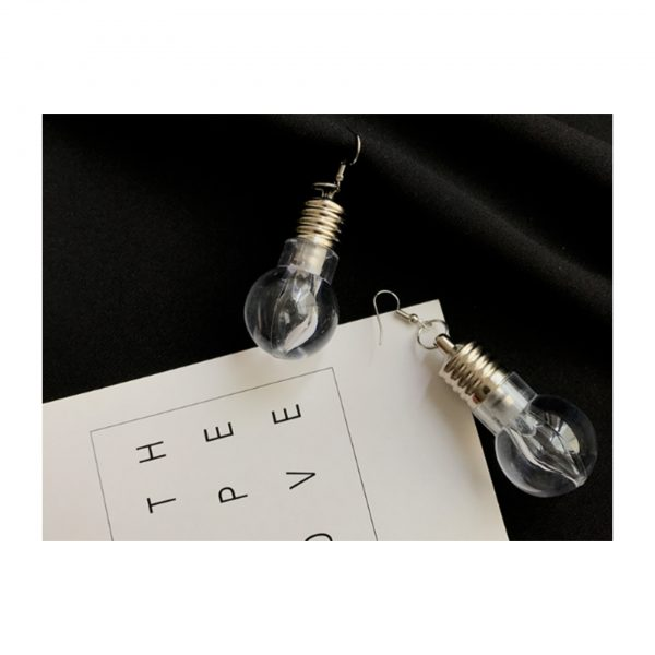 LED Lightbulb Earings
