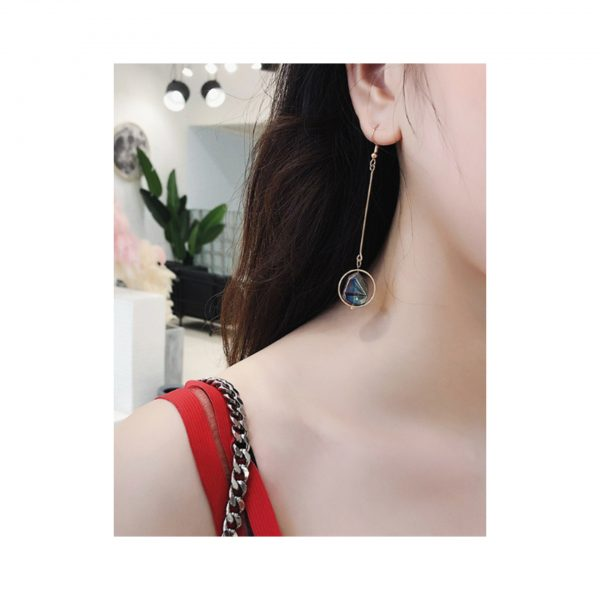 Galaxy Stone Earings