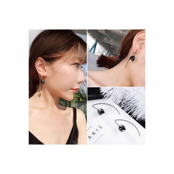 Dead Rose Earings