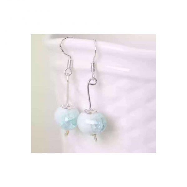 Porcelain Earings